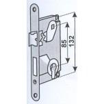 agb 1024.50 bronzato serratura