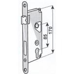agb 851.40 bronzato serratura