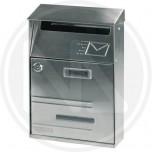 cassetta lettere inox 91559
