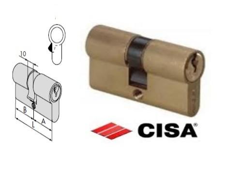 Cisa og300 02 cilindro sagomato for Cilindro europeo cisa