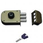 cr 1600 dk55 serratura chiave sicurezza punzonata destra