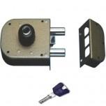 cr 1650 dk55 serratura chiave sicurezza punzonata destra