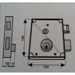 fangazio 48fpbd serratura fpb destra