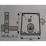 fangazio 50cld serratura fpb