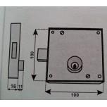 fangazio 610fpbd serratura fpb