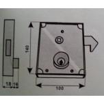 fangazio 50fpbd serratura fpb