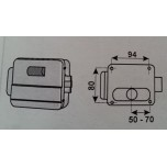 feb 5013 elettroserratura
