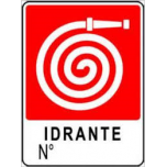 cartello idrante